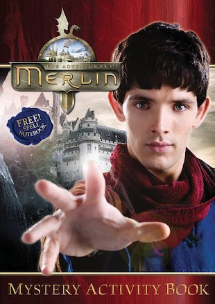 Merlin Mystery Activity Book