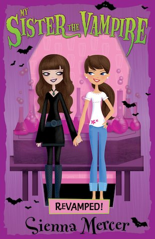 My Sister the Vampire: Revamped!