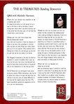 Michelle Harrison Author Interview (2 pages)