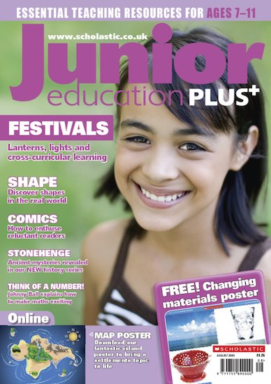 Junior Education PLUS August 2009