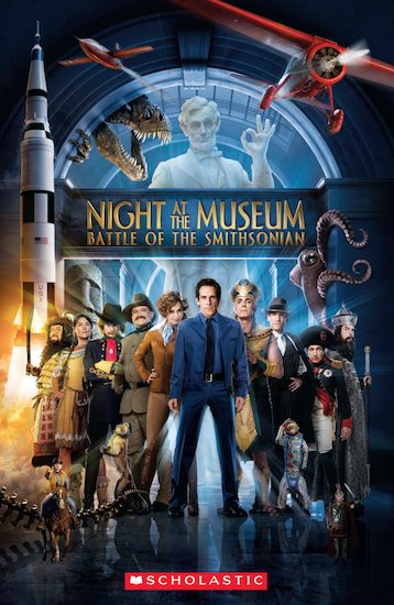 Night at the Museum: Battle of the Smithsonian (Book and CD)