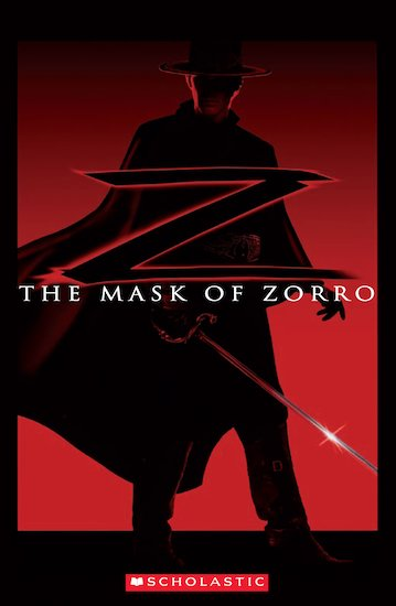 The Mask of Zorro (Book and CD)