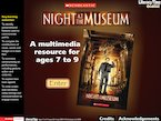 Night at the Museum - multimedia interactive resource