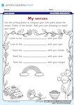 My senses (1 page)