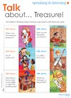 Talk about... treasure  (1 page)