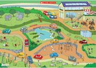Grammar Safari Park – punctuation poster