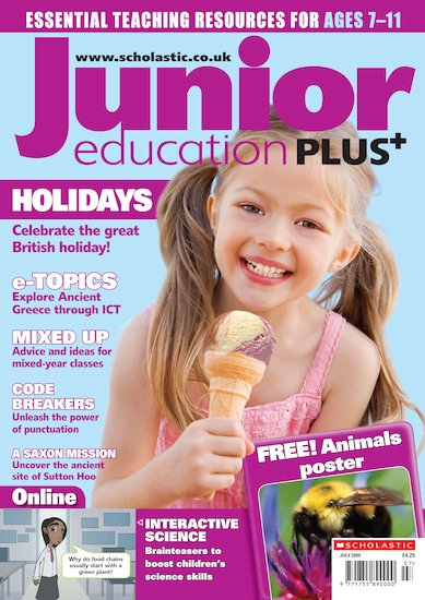 Junior Education PLUS July 2009
