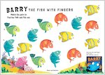 Barry the Fish with Fingers Matching Puzzle