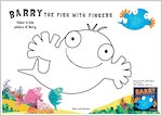 Barry the Fish with Fingers Colouring