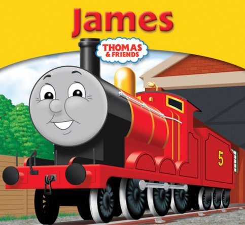 Thomas And Friends James