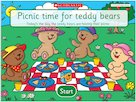 Picnic time for teddy bears – interactive game
