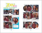 Zoey 101: Sample Pages (1 page)