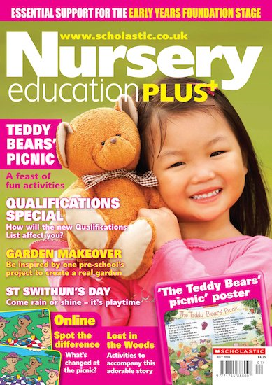 Nursery Ed Plus July 2009