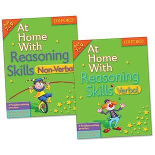 At Home With… Reasoning Skills Pack