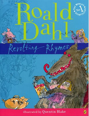 Roald Dahl Picture Book Pair