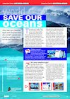 Save our oceans – creative topic