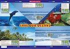 Save our oceans – poster