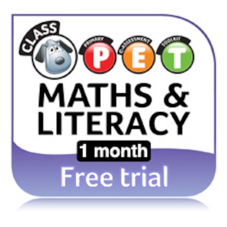 Class PET - the Primary e-Assessment Tool, Free 1-Month trial Licence