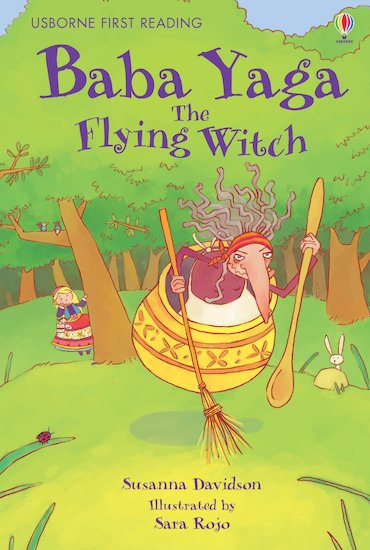 Baba Yaga the Flying Witch (Level 4)