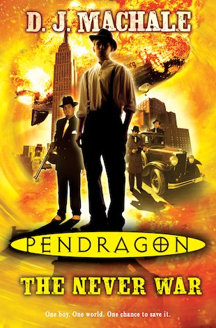 Pendragon: The Never War