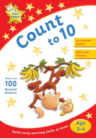 I Can Learn: Count to Ten