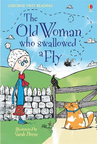The Old Woman Who Swallowed a Fly