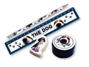 The Dog Stationery Set