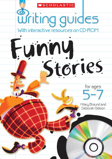 Funny Stories for Ages 5-7 (Teacher Resource)