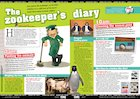 Creative topic: The zookeeper's diary