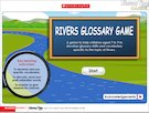 Rivers glossary game – interactive resource