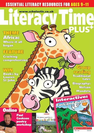 Literacy Time PLUS Ages 9 to 11 May 2009