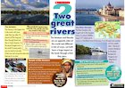 Rivers – The Amazon and the Danube – poster