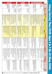 Using Literacy Time PLUS Ages 5 to 7, Issue 42 (1 page)