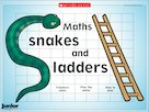Snakes and ladders – maths game