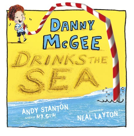 Danny McGee Drinks the Sea x 6