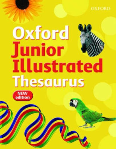 Oxford Junior Illustrated Thesaurus: Pack of 6