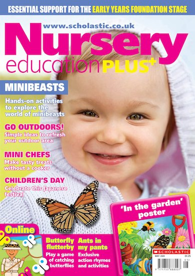Nursery Education PLUS May 2009