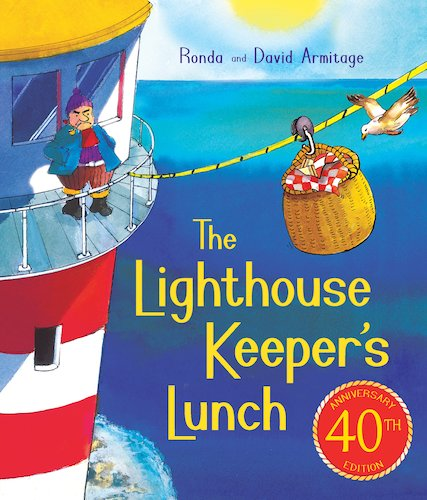 The Lighthouse Keeper's Lunch x 30
