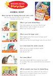 Animal Soup Storytime Notes (1 page)