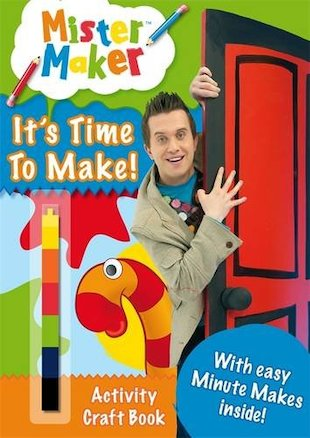 Mister Maker: It's Time to Make!