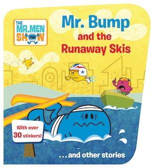 Mr Bump and the Runaway Skis