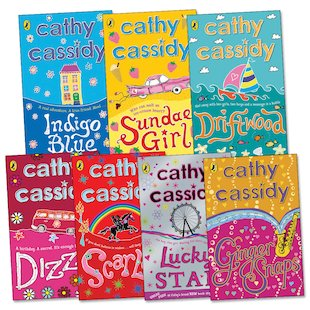 Cathy Cassidy Pack