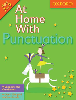 At Home With Punctuation