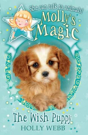 Molly's Magic: The Wish Puppy