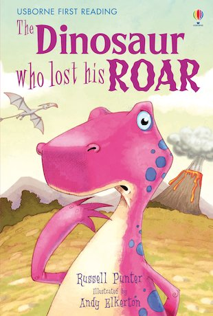 The Dinosaur Who Lost his Roar (Level 3)