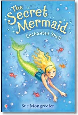The Secret Mermaid: Enchanted Shell