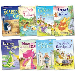 Usborne First Reading Pack: Level 3