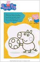 Peppa Pig Colouring Fun