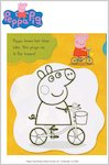Colour in Peppa Pig