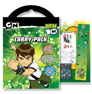 Ben 10 Carry Pack